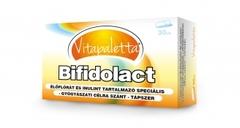 Vitapaletta Bifidolact probiotikum inulinnal