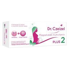 Dr. Czeizel Magzatvédő multivitamin plus 2 omega-3 kapszula 13 héttől