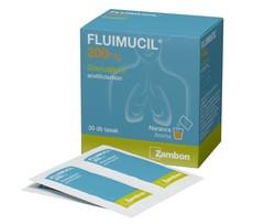 Fluimucil 200mg granulátum