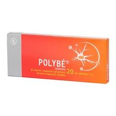 Polybe B-vitamin komplex tapletta