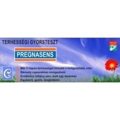 Pregnasens terhességi gyorsteszt