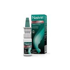 Nasivin Baby / Sanft 0,1 mg/ml adagoló orrcsepp tartósítószermentes