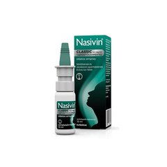 Nasivin Classic / Sanft 0,5 mg/ml adagoló orrspray tartósítószermentes