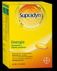 Supradyn Energia+Q10 Filmtabletta
