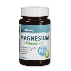 Vitaking Magnézium citrát+B6 vitamin