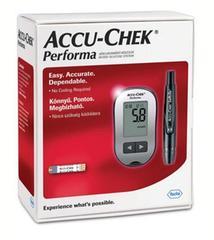 Accu-Chek Performa vércukormérő (AccuChek)