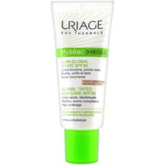 Uriage HYSÉAC 3 REGUL színezett krém SPF30