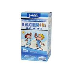 Jutavit Kalcium-D3-vitamin rágótabletta gyerekeknek