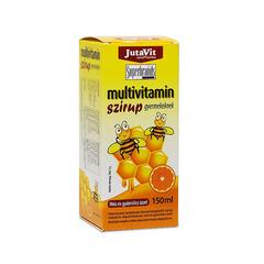 Jutavit Multivitamin Szirup Gyerekeknek