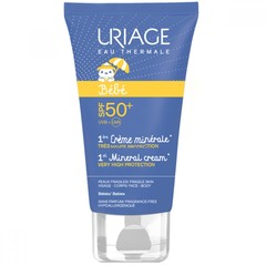 URIAGE Baba Mineral fényvédő krém SPF 50+/UVA Ultra
