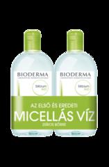 Bioderma Sebium H2O arc- és sminklemosó micellaoldat