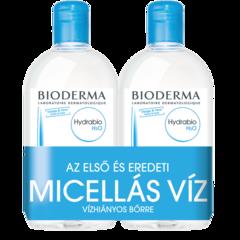 Bioderma Hydrabio H2O arc- és sminklemosó DUO