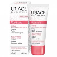 Uriage ROSÉLIANE   krém kipirosodás/rosacea ellen