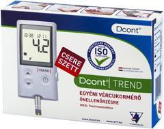 Dcont Trend Vércukorszintmérő Készülék (D-cont)