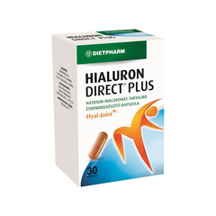 Dietpharm Hialuron Direct Plus Kapszula