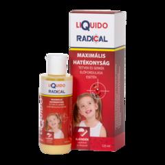Liquido Radical tetű és serkeirtó sampon