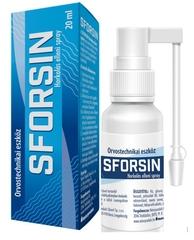Sforsin Horkolás elleni spray