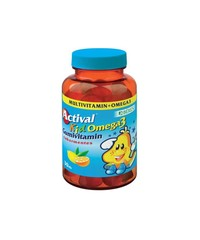 Béres Actival Kid Omega-3  Gumivitamin