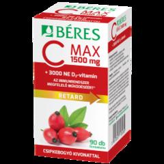 Béres C-Vitamin Max 1500Mg + D3