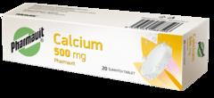 Calcium Pharmavit 500mg  Pezsgőtabletta