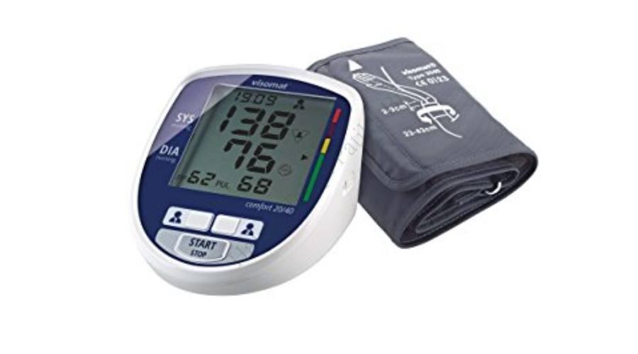 Visomat Comfort 20/40 Automata Vérnyomásmérő