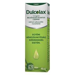 Dulcolax (Guttalax Csepp) 7,5mg/ml belsőleges oldatos cseppek