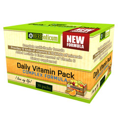 HERBioticum Daily Vitamin Pack Multivitamin