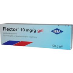 Flector 10 mg/g gél