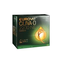 Eurovit Oliva-D 2200 NE Kapszula