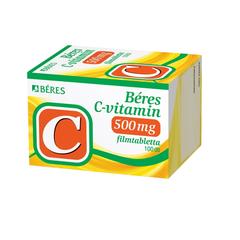 Béres C-vitamin 500mg filmtabletta