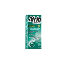 Afrin Comfort Mentol 0,5mg/ml Orrspray