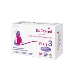 Dr. Czeizel Plus 3 Multivitamin Édesanyáknak + Omega-3 Kapszula