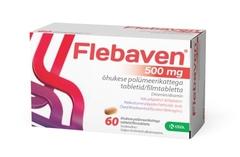Flebaven 500 mg filmtabletta