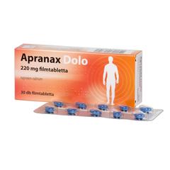 Apranax Dolo 220 mg Filmtabletta