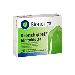 Bronchipret Filmtabletta