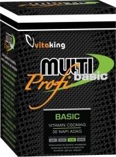 Vitaking Multi Profi Basic multivitamin csomag 3doboz 4399Ft/db