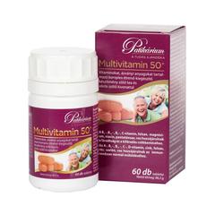 Patikárium Multivitamin 50+