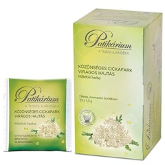 Patikárium Közönséges Cickafarkfű Filteres Tea