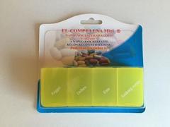 El-Comp Gyógyszeradagoló napi 4 rekeszes