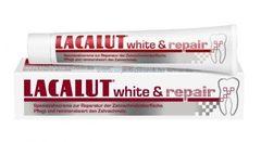 Lacalut white & repair fogkrém