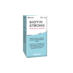 Biotin Strong Hair & Nail Tabletta