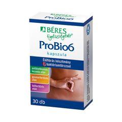 Béres Probio 6 étrend kiegészítő kapszula