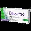 Dassergo 5 mg filmtabletta