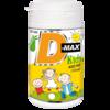 D-MAX Kids 400 NE rágótabletta 90x