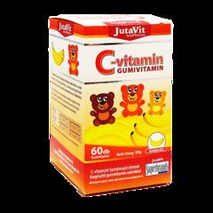 Jutavit C vitamin gumivitamin 100 mg