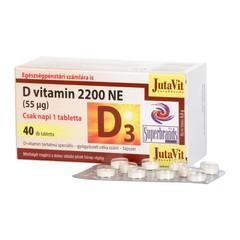Jutavit D3 vitamin 2200NE