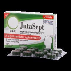 Jutavit Jutasept mentol-eukaliptusz ízű szopogató tabletta