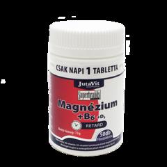 Jutavit Magnézium+B6 retard tabletta