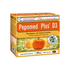 Biomed Pepomed Plus D3 kapszula