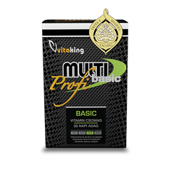 Vitaking Multi Profi Basic multivitamin csomag
